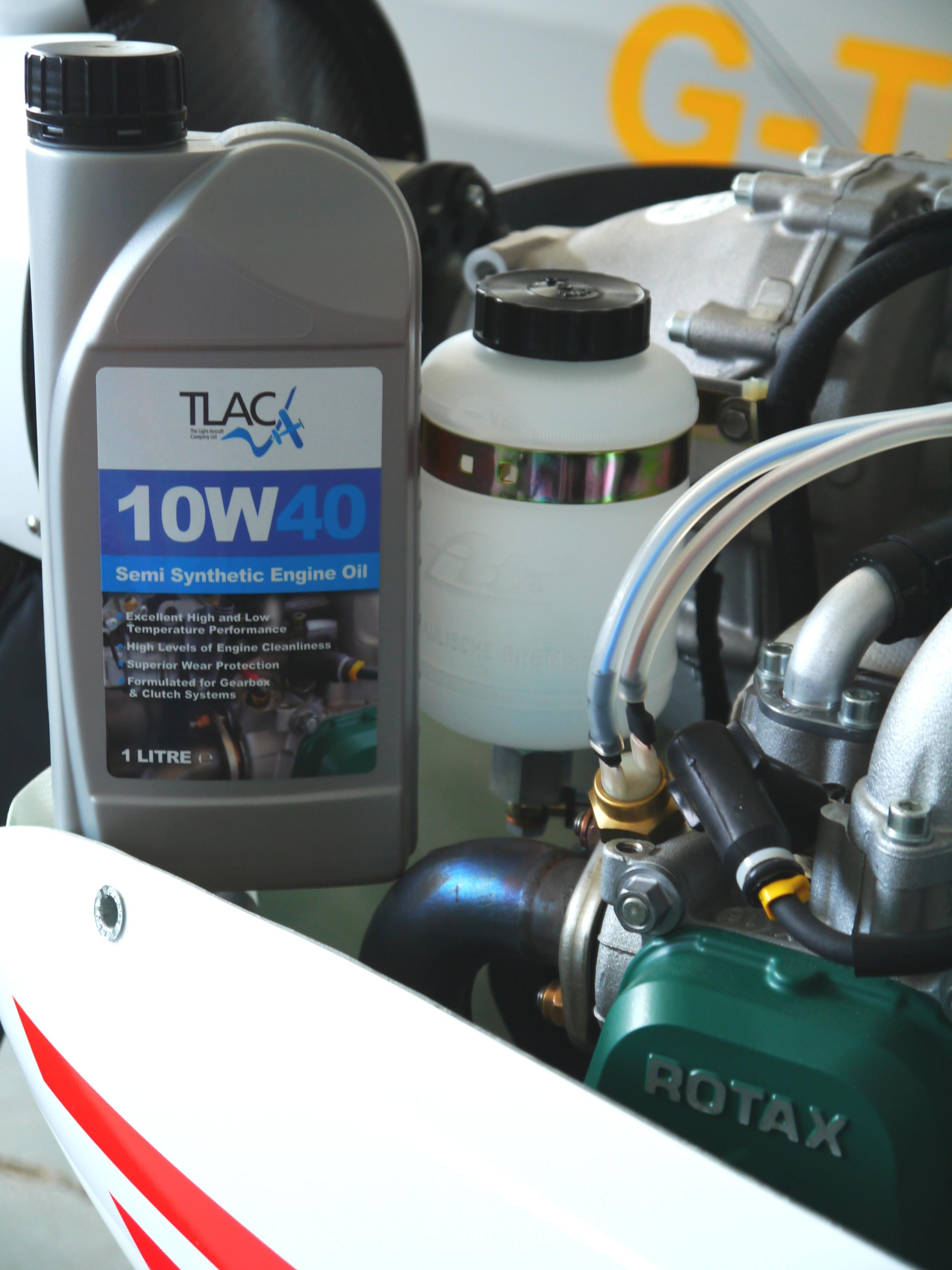 Aero Plus 10W40 engine oil x 12